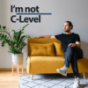 I'm not C-Level Podcast Download