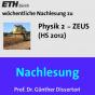 Nachlesung Physik 2 ZEUS (HS12) - M4A Podcast Download