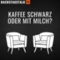 Kaffee schwarz oder mit Milch?