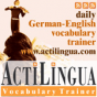English German Vocabulary Podcast Download