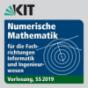 Numerische Mathematik für die Fachrichtungen Informatik und Ingenieurwesen, Vorlesung, SS2019