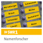 SWR1 - Namenforscher Podcast Download