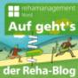Auf geht's - der Reha-Blog!