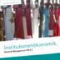 Institutionenökonomik (Master)