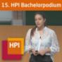 15. HPI Bachelorpodium (SS 2018) - tele-TASK