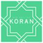 Der Heilige Koran - mit Deutscher Übersetzung