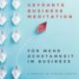 Business Meditation by COTUR®