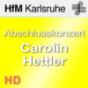 Abschlusskonzert: Carolin Hettler