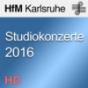 Studiokonzerte 2016