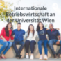Internationale Betriebswirtschaft an der Universität Wien Podcast Download
