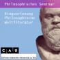 Ringvorlesung Philosophische Weltliteratur Podcast herunterladen