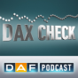 DAX-Check: 12.200 Punkte in dieser Woche im DAF - DAX Check Podcast Download