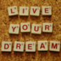 """Live Your Dream"" - Der Motivationspodcast"