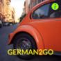 GERMAN2GO - Podcast rund um die deutsche Sprache, Literatur und Kultur.
