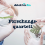 Forschungsquartett – detektor.fm Podcast Download