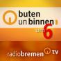 Radio Bremen: buten un binnen um 6 Podcast Download
