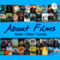 About Films - Filme, Serien und Comics