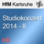 Studiokonzert 2014 - II