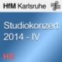 Studiokonzert 2014 - IV