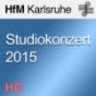Studiokonzert 2015