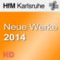 Neue Werke 2014