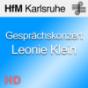 Gesprächskonzert Leonie Klein