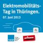 Elektromobilitätstag in Thüringen 2013 Podcast Download