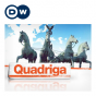 Quadriga: Der internationale Talk Podcast herunterladen