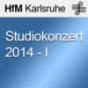 Studiokonzert 2014 - I - SD