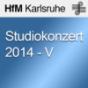 Studiokonzert 2014 - V - SD