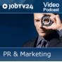 """Video-Podcast """"PR & Marketing"""" von JobTV24.de Podcast Download"""