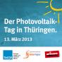 Photovoltaik-Tag in Thüringen 2013 Podcast herunterladen