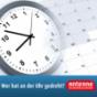 Antenne Niedersachsen - Wer hat an der Uhr gedreht