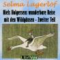 Niels Holgersens wunderbare Reise mit den Wildgänsen – Zweiter Teil von Selma Lagerlöf (Librivox) Podcast Download