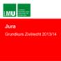 LMU Grundkurs Zivilrecht 2013/14