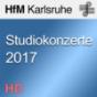 Studiokonzerte 2017