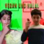 Vegan und Halal