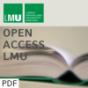 Volkswirtschaft - Open Access LMU - Teil 02/03 Podcast Download