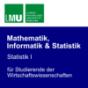 LMU Statistik I für Studierende der Wirtschaftswissenschaften Podcast Download