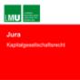 LMU Kapitalgesellschaftsrecht Podcast Download