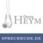 Georg Heym auf der Sprechbude Podcast Download
