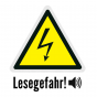 Lesegefahr! Podcast Download