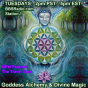 Goddess Alchemy and Divine Magic with Charlotte Szivak