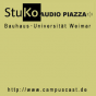 Uni Weimar - Stuko Audiopiazza Podcast Download