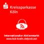 Kreissparkasse Köln - Podcast: Wöchentlicher Aktienmarktbericht Podcast Download