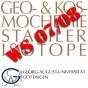 M-P-GC-04 Geo- und Kosmochemie Stabiler Isotope (TM 2: Probenaufbereitung und Massenspektroskopie) Podcast Download