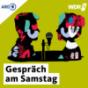 WDR 3 Gespräch am Samstag Podcast herunterladen