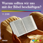 Neues und Interessantes aus der Bibel Podcast Download