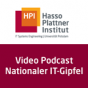 HPI - Nationaler IT-Gipfel (Videopodcast) Podcast Download