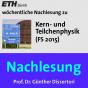 Nachlesung Kern- und Teilchenphysik (FS15) - M4A Podcast Download